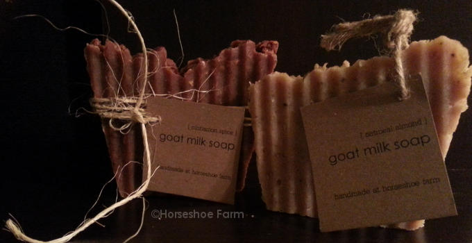 horseshoe farm goat milk soap
